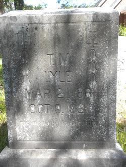 Thomas Milton Lyle