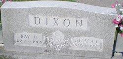 Stella Frances <i>Compton</i> Dixon
