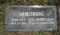 Jeffery Alan Armstrong