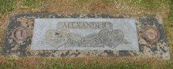 Deda W. <i>Weems</i> Alexander
