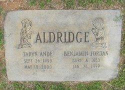 Benjamin Jordan Aldridge