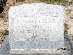 Branson Eugene Cone
