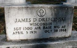 James D Drefcinski