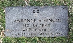 Lawrence Ambrose Hingos