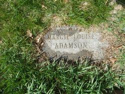 Margie Louise <i>Pickering</i> Adamson