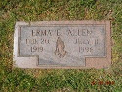 Erma Elizabeth <i>Thomas</i> Allen
