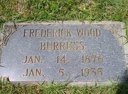 Frederick Wood Burruss