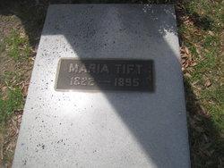 Nancy Maria Anna <i>Mercer</i> Tift