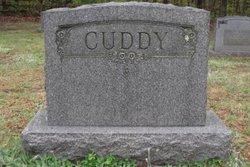 Sarah Elizabeth <i>Lytle</i> Cuddy