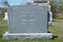 Anna <i>Kurass</i> Ande