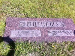 Maurice Lamar Mathews