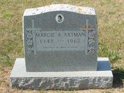 Margaret A Margie Axtman