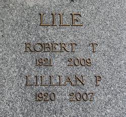 Lillian <i>Poteet</i> Lile