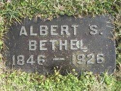 Albert Slater Bethel