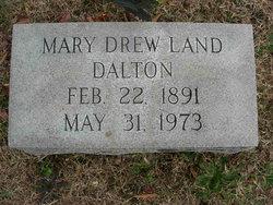 Mary Drew <i>Land</i> Dalton
