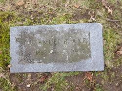 Samuel Randolph Axe