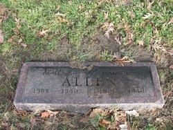 Agnes Kathleen <i>Smith</i> Allen