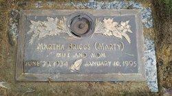 Martha L <i>Owens</i> Briggs
