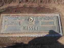 Benjamin Franklin Massey