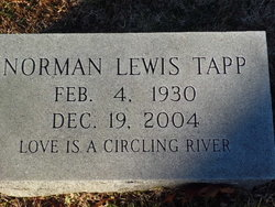 Norman Lewis Tapp