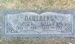 Lillian Mae Dahlberg