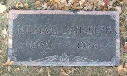 Hilma C Dahlberg