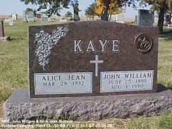 Alice Jean <i>Bottum</i> Kaye