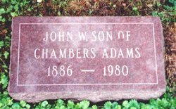 John Winfield Adams