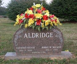 Raymod Melvin Aldridge