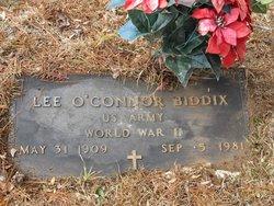 Lee O'Connor Biddix