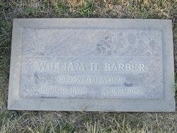 William H Barber