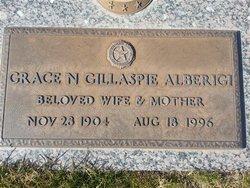 Grace N. <i>Gillaspie</i> Alberigi