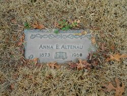 Anna E. Altenau