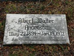 Albert Walter Anderson