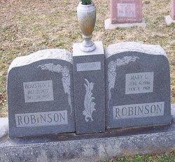 Mary Caroline <i>Berry</i> Robinson