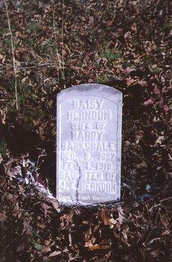 Daisy <i>Herndon</i> Barksdale