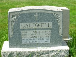 Agnes I Caldwell