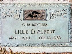 Lillie <i>Davis</i> Albert