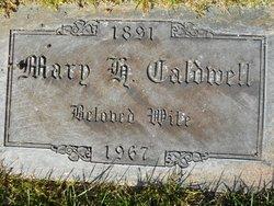 Mary H <i>Daniel</i> Caldwell