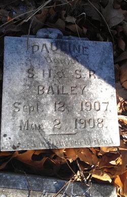 Pauline Bailey