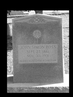 John Simon Ross
