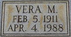 Vera <i>McClure</i> Mitchell
