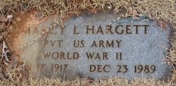 PFC Marcy Hargett