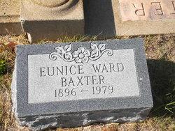 Eunice <i>Ward</i> Baxter