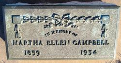Martha Ellen <i>Southerland</i> Campbell