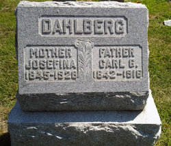 Carl G Dahlberg