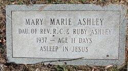 Mary Marie Ashley
