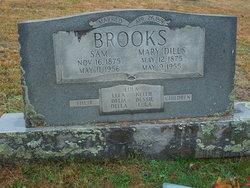 Mary Ardelia <i>Dills</i> Brooks