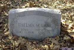 Thelma May Lane