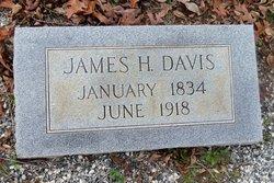 James H Davis